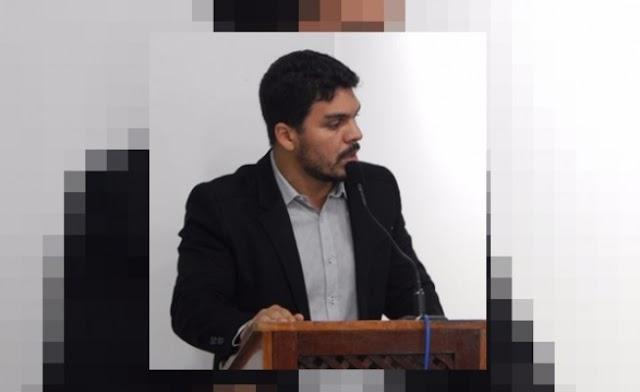 Vereador decide não ser mais líder do governo municipal na Câmara de Esplanada