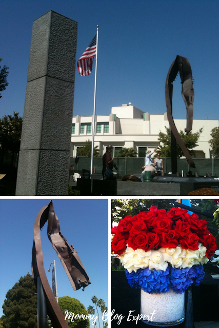 Beverly Hills September 11 Memorial World Trade Center Sculpture