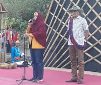 Didampingi Dahlan, Bupati Bima Tutup Festival Wadu Sura di Desa Sari Sape