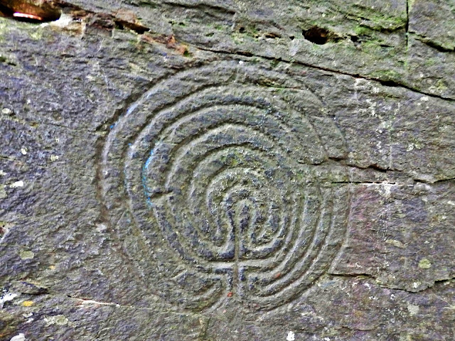 Bronze Age carvings, Cornwall