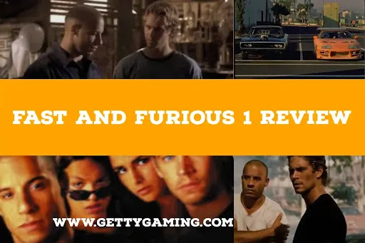 Fast and furious 2001 Review