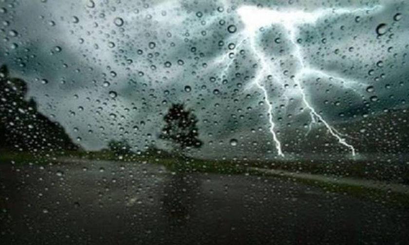 Έρχεται νέα μεταβολή του καιρού με μπόρες και καταιγίδες από σήμερα μέχρι το Σάββατο