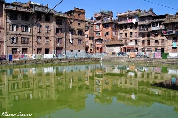 Bhaktapur, Pohalacha Pokhari