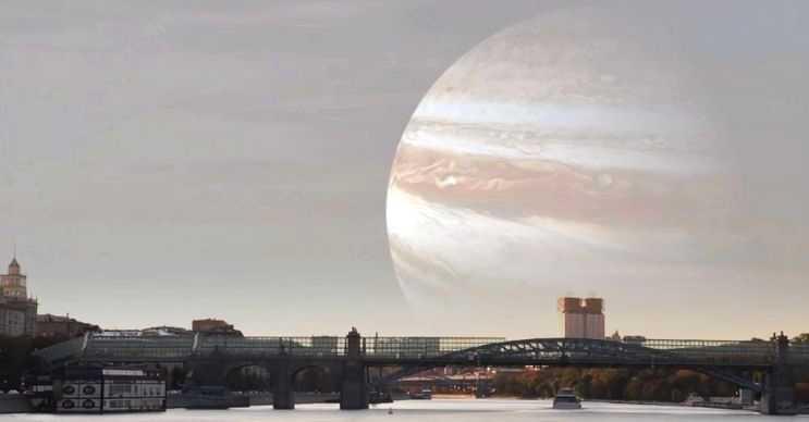 Jüpiter gezegenimizin iklimini ve yaşam koşullarını anında değiştirirdi.