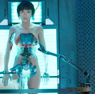 Ghost in the Shell Scarlett