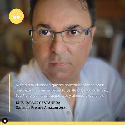 Cuando venga el rey Luis Casteñeda Premio Amazon