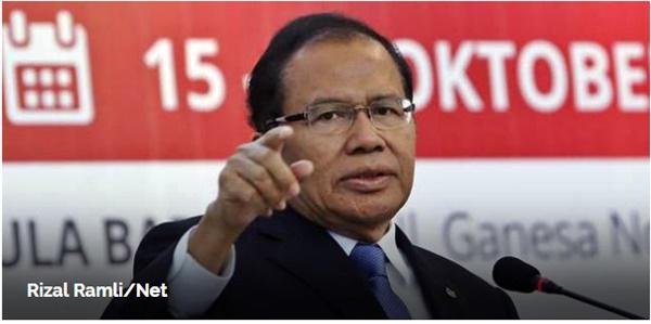 Enggan Mengemis Cawapres, Rizal Ramli Siap Lawan Jokowi : Tunggu Kejutannya
