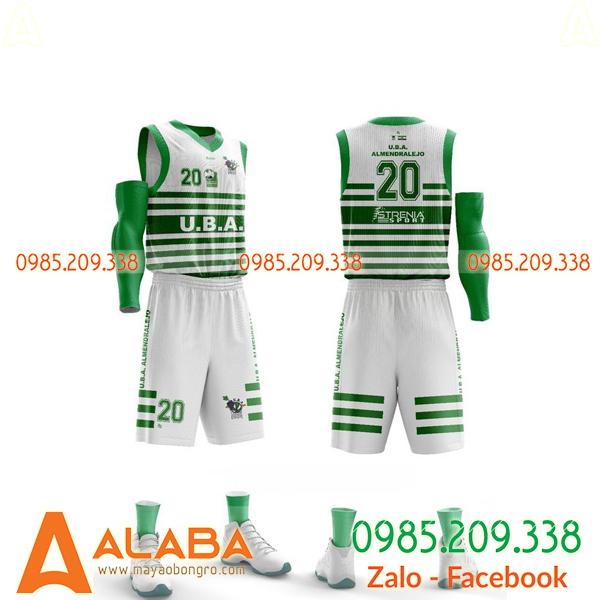 Áo bóng rổ thiết kế riêng hot nhất