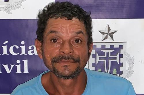Bahia: Preso padrasto que estuprou a enteada de 12 anos