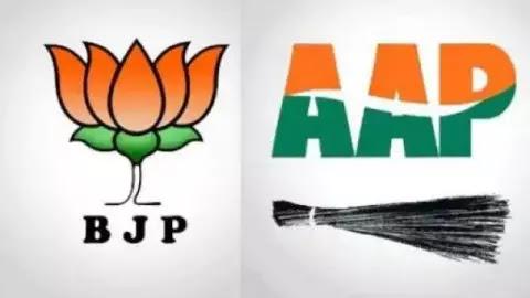 AAP-VS-BJP-दिल्ली का अगला मुख्यमंत्री कौन होगा अरविंद केजरीवाल या मनोज तिवारी , कौन हैं पसंद