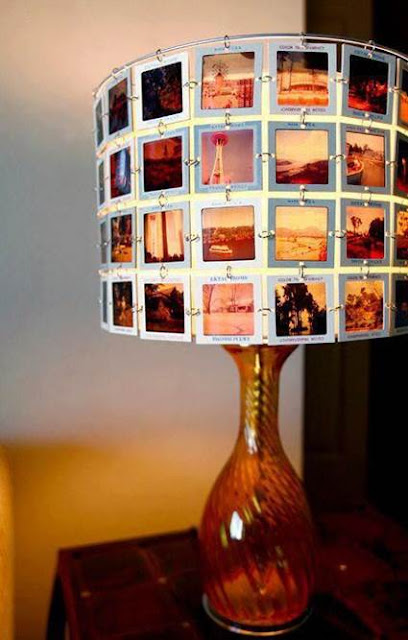 DIY How To Make Lamps From Recycled Materials 1