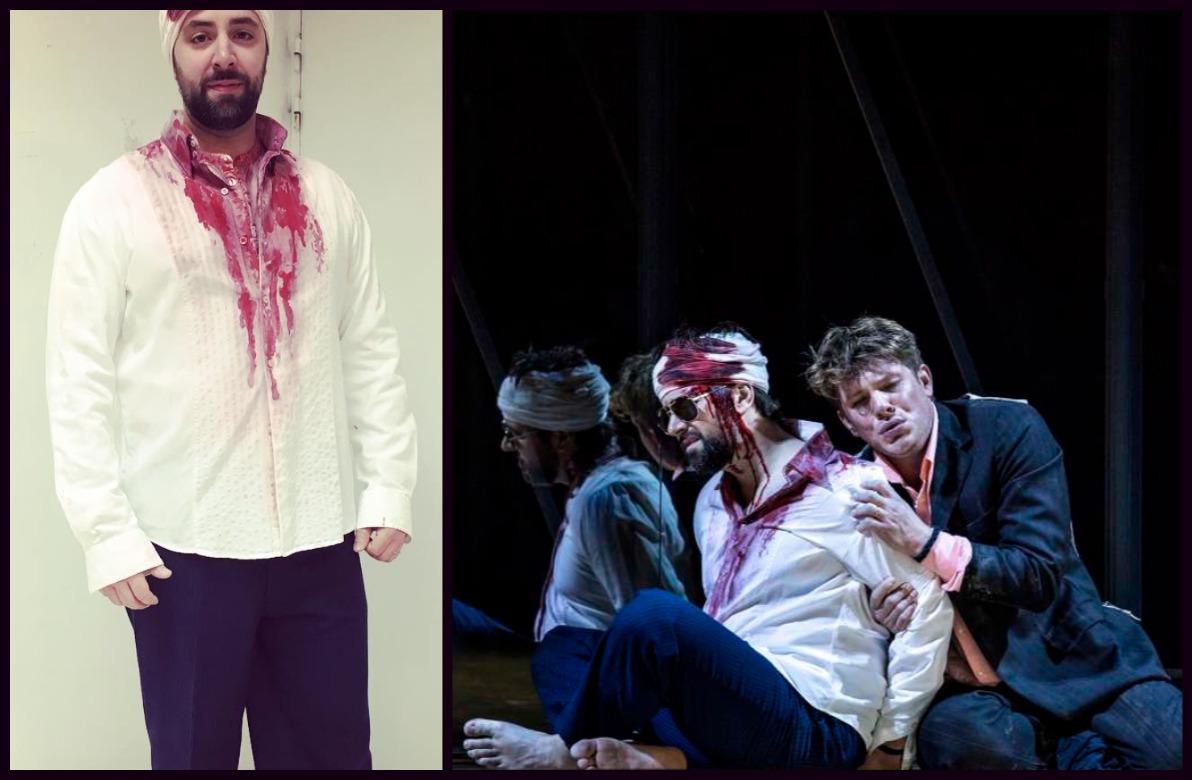 Etienne Dupuis Makes Role Debut As Orest In Paris Operas Iphigenie En Tauride