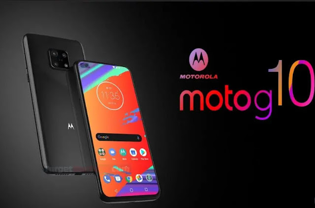 تسريبات جديدة لهاتف موتورولا موتو جي 10 – Moto G10