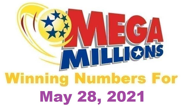 Mega Millions Winning Numbers for Friday, May 28, 2021