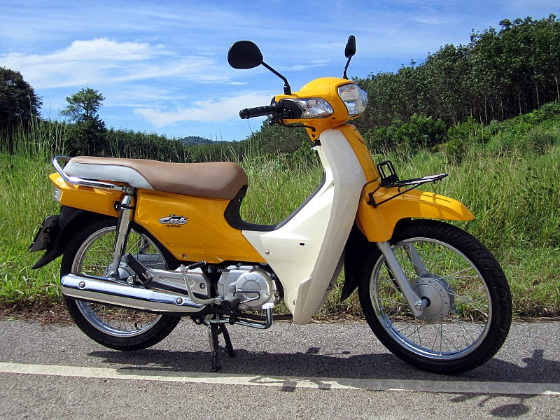 it 39 s all about motorbikes honda super cub. Black Bedroom Furniture Sets. Home Design Ideas