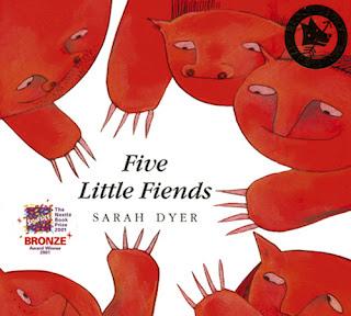 cover five little fiends