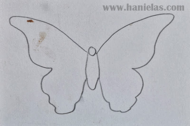 Haniela\'s: Spiderweb Chocolate Butterflies For Halloween
