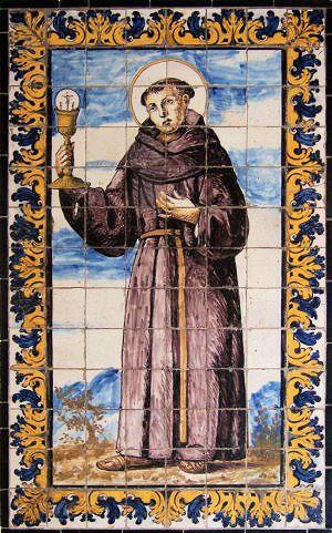St John Of San Facundo Confessor Missa Os Iusti Commemor Ss