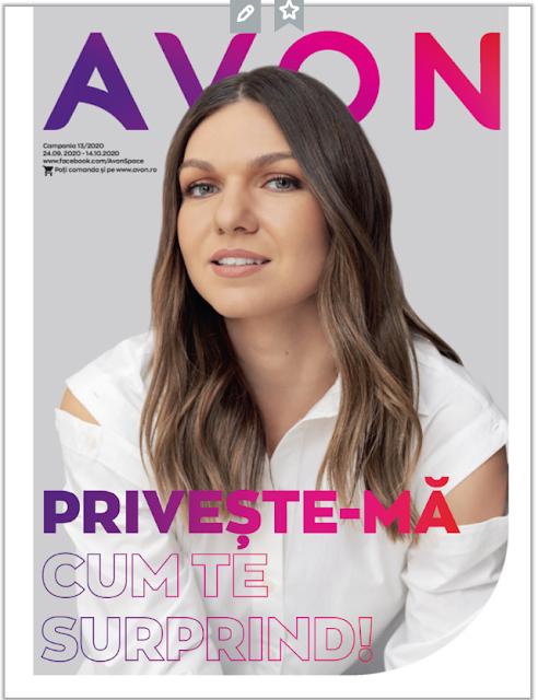 AVON Promotii + Catalog-Brosura  № 13  2020