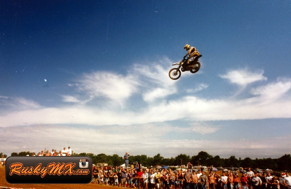 Jimmy Button Red Bud 1997