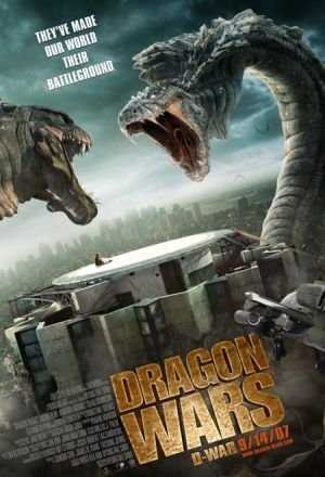 Dragon Wars: D-War 2007 BRRip 720p Dual Audio In Hindi English