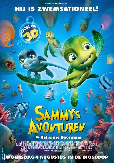 A Turtle's Tale: Sammy's Adventures (2010) 3D