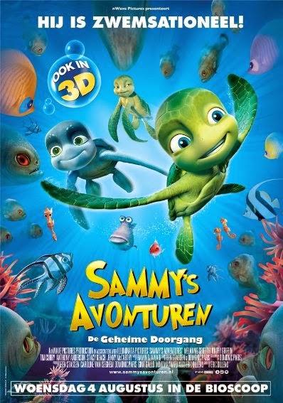 Download Films A Turtle's Tale: Sammy's Adventures (2010) 3D
