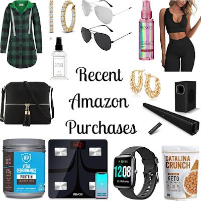 Recent Amazon Purchases