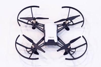 Drone DJI Ryze Tello bagi Pemula
