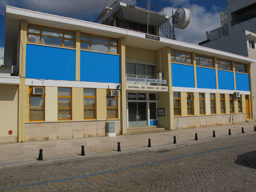Faro Maritime Museum (Museu Maritimo).