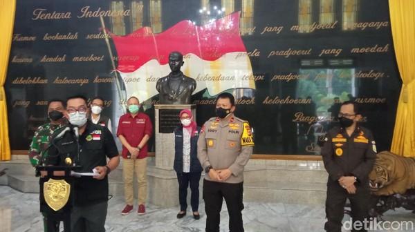 Ridwan Kamil Minta Libur Panjang Ditiadakan,Untuk Tekan Kasus Corona