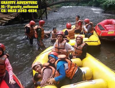 wisata rafting pangalengan