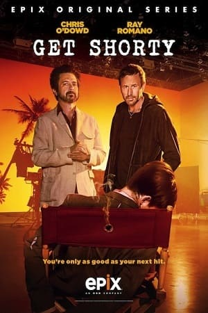 Get Shorty - Legendada Séries Torrent Download capa
