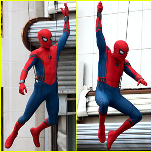 Galeri Foto Spider Man Homecoming Zutonx Blog