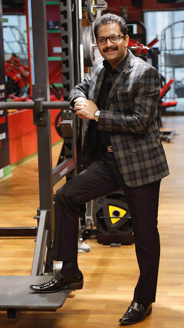 Vinamra Gupta one of the Emerging Entrepreneur: Owner Red Rocks Gym