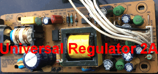Cara mengganti regulator Receiver