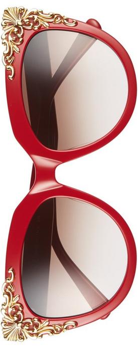 MCM Baroque 54mm Cat Eye Sunglasses