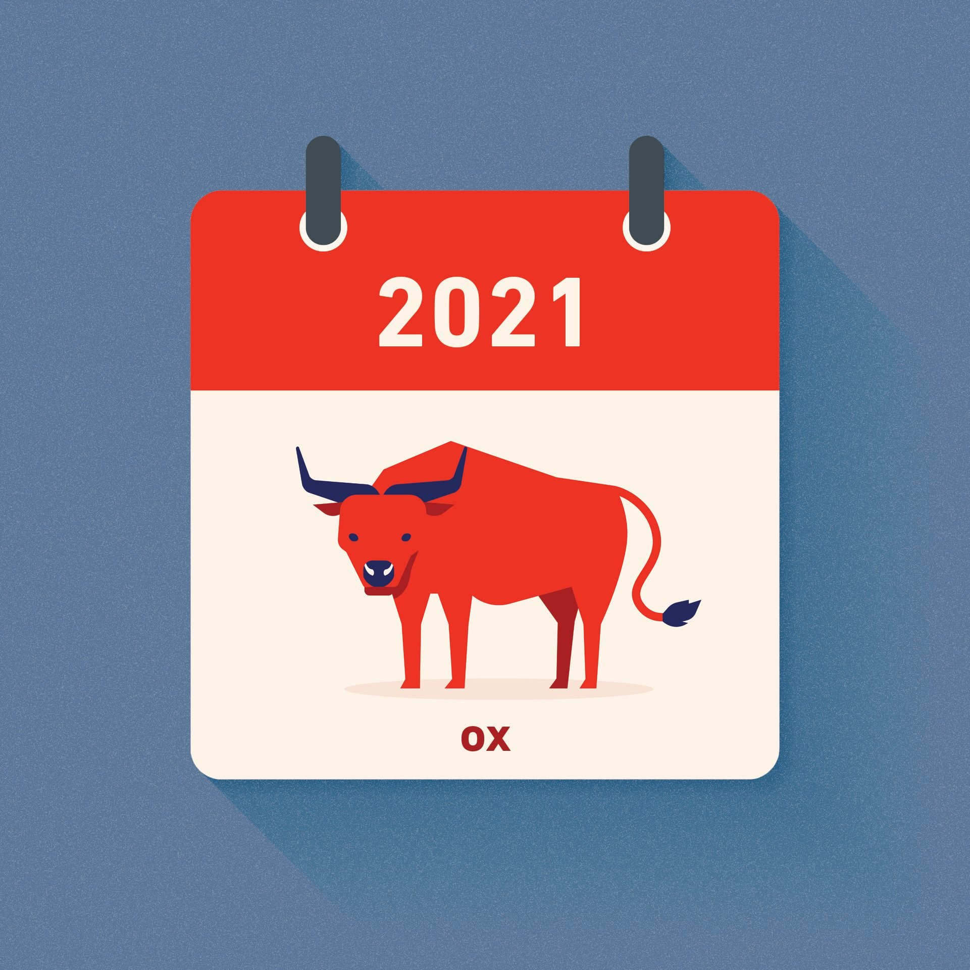 The year of the Metal Ox, Zodiac 2021, 2021 Horoscope