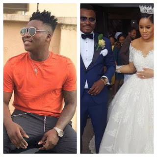 Emenike divorced Miss Nigeria 2013 and got married to Miss Nigeria 2014 – Reekado Banks