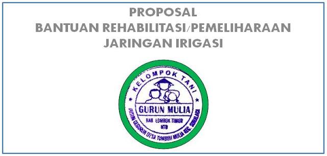 Proposal Irigasi