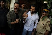 Vivek Oberoi and Riteish Deshmukh Promoting Their movie Bank Chor~  Exclusive 26.JPG