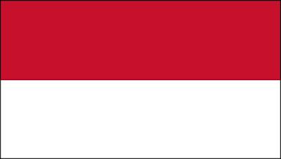 Facebook Users, Indonesia, Indonesian Flag