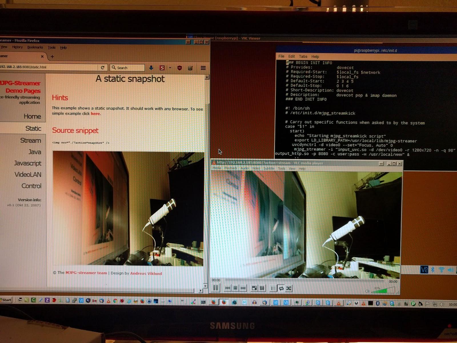 John Willis: Raspberry Pi Zero W - Streaming Webcam