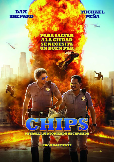 Chips (2017) ταινιες online seires oipeirates greek subs