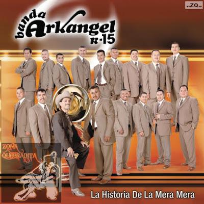 arkangel r15 discografia