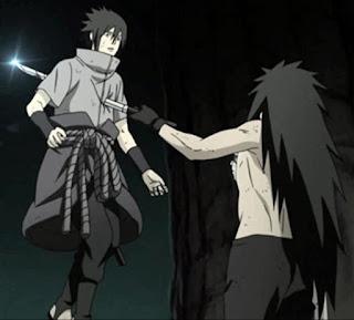Sasuke, Madara, Uchiha, Naruto mati, Sasuke mati