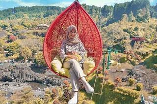 Tempat Wisata Batu Raden Purwokerto