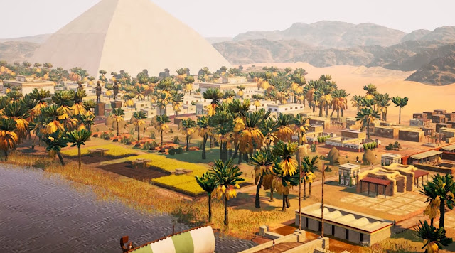 Builders Of Egypt : Pharaon 20 ans après !
