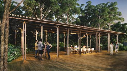 Parc Riviera Pavilion