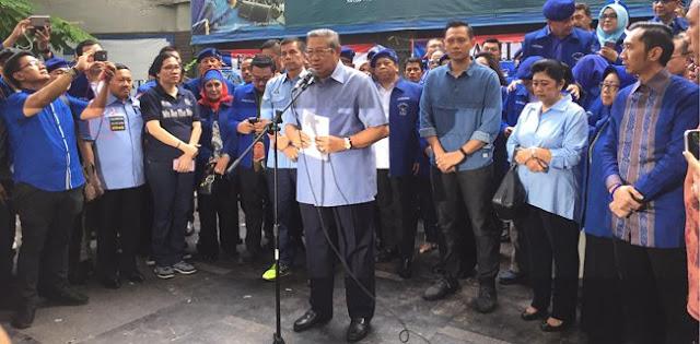 Ini Respons Setnov Terkait Laporan Polisi SBY